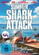 Summer Shark Attack - Poster