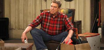 Bild zu:  John Goodman im Roseanne-Revival
