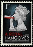 Royal hangover