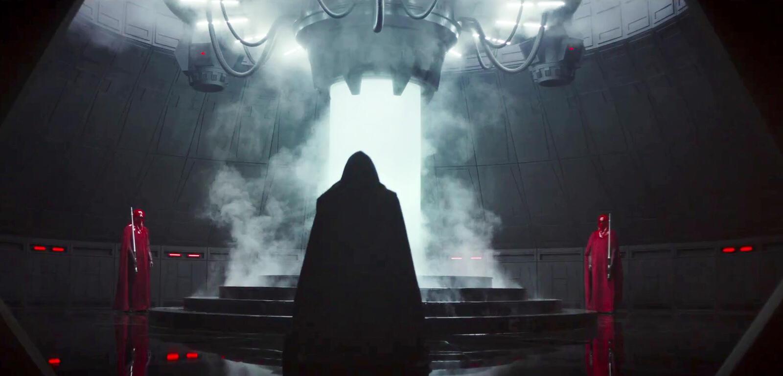 Star Wars Rogue One - Gerücht über panisch angeordneten Nachdreh