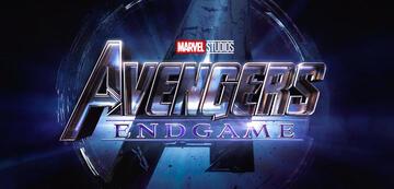 Avengers: Endgame (Logo)