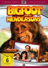 Bigfoot und die Hendersons - Poster