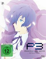 Persona 3 the Movie: #4 Winter of Rebirth - Poster