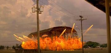 Silvesterfeuerwerk: Action bei Michael Bay