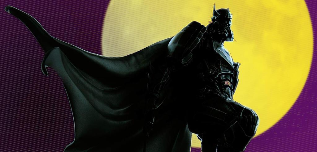 Batman - Samurai