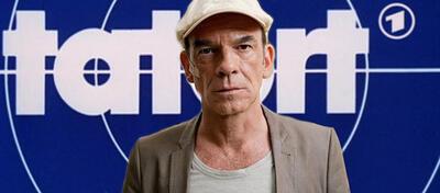 Martin Wuttke in Tatort - Schwarzer Afghane