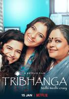 Tribhanga: Wundervoll unvollkommen