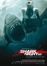 Shark Night 3D - Poster