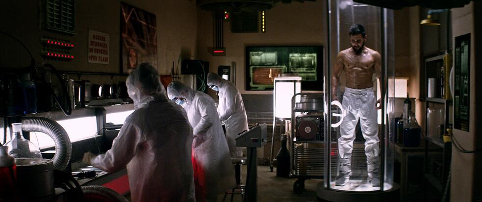Humanoid - Der Letzte Kampf Der Menschheit (2021)