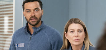 Grey's Anatomy, Staffel 15: Jackson & Meredith