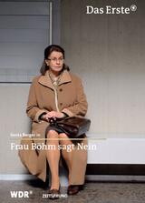 Frau Böhm sagt nein - Poster