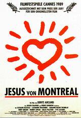 Jesus von Montreal - Poster