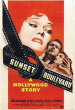 Sunset Boulevard - Boulevard der Dämmerung Poster
