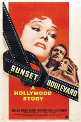 Sunset Boulevard - Boulevard der Dämmerung - Poster