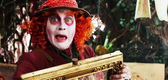 Johnny Depp in Alice im Wunderland: Hinter den Spiegeln