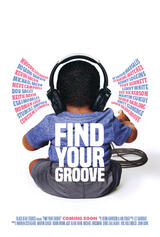 Find Your Groove - Poster