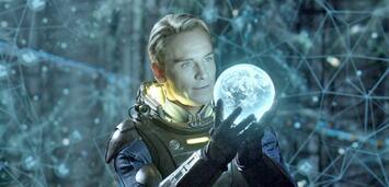 Bild zu:  Michael Fassbender in Prometheus