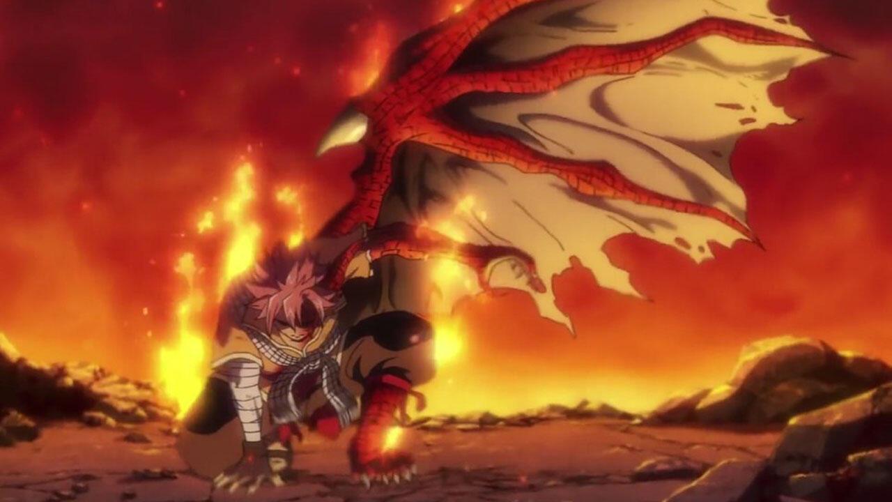 Anime Drachen