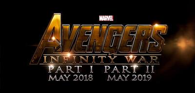 Logo zu Avengers: Infinity War Part I & II