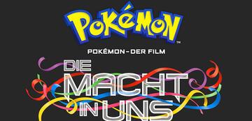Pokémon - Der Film: Die Macht in uns (offizielles Logo)