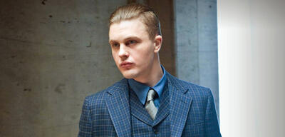 Michael Pitt als Gangster Jimmy Darmody in der HBO-Serie Boardwalk Empire