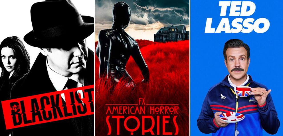 Serien und Staffeln im Juli 2021