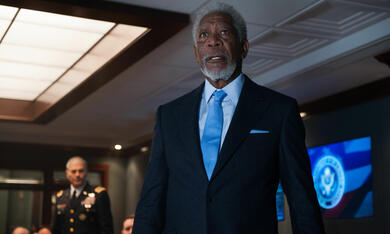 London Has Fallen mit Morgan Freeman - Bild 7