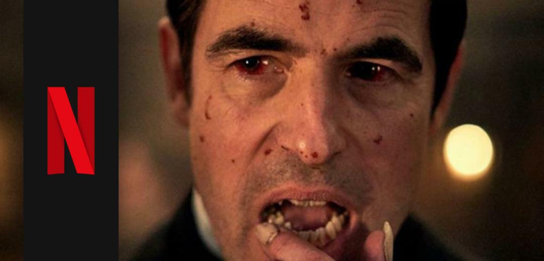 Dracula bei Netflix: Neues Video zeigt beeindruckende Vampir-Verwandlung