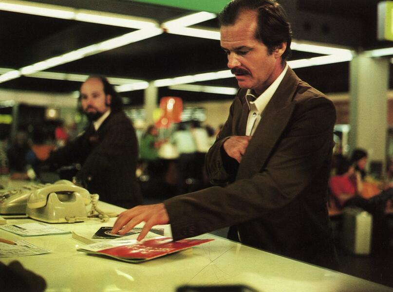 Beruf: Reporter mit Jack Nicholson