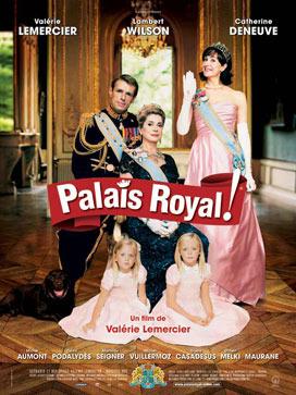 Palais royal! - Poster
