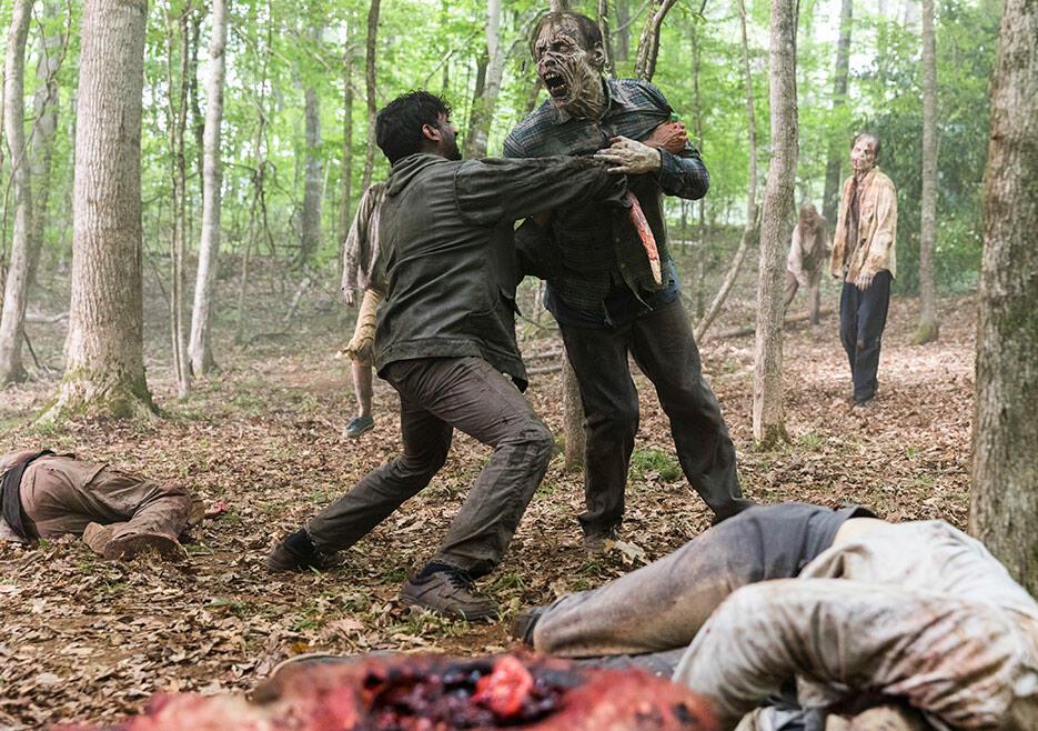Walking Dead Staffel 6 Episode 8