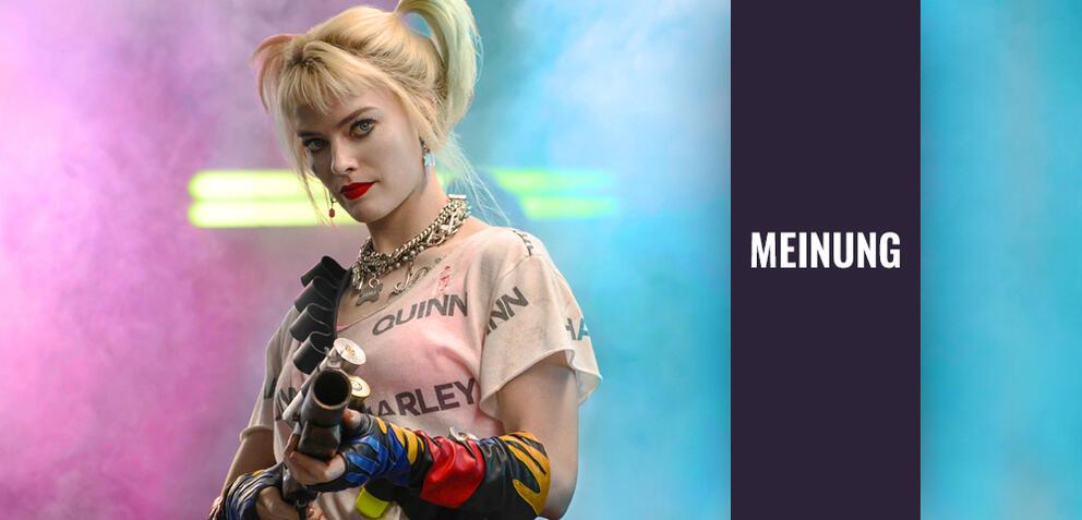Birds of Prey: The Emancipation of Harley Quinn