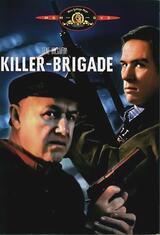 Die Killer-Brigade - Poster