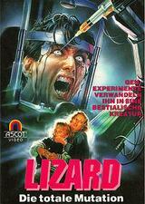 Lizard - Die totale Mutation - Poster