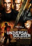 Universal soldier day of reckoning poster