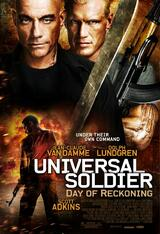 Universal Soldier: Day of Reckoning - Poster
