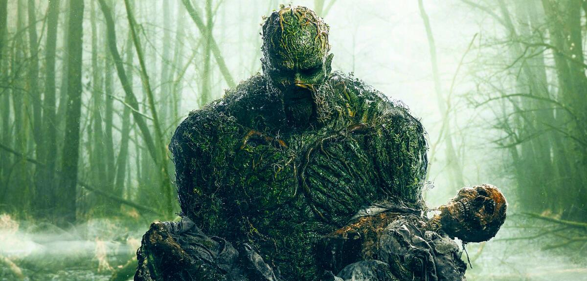 Legends of Tomorrow-Macher wünscht sich noch immer Swamp Thing-Crossover