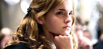 Harry Potter: Emma Watson als Hermine