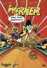 Werner - Das muß kesseln!!! - Poster