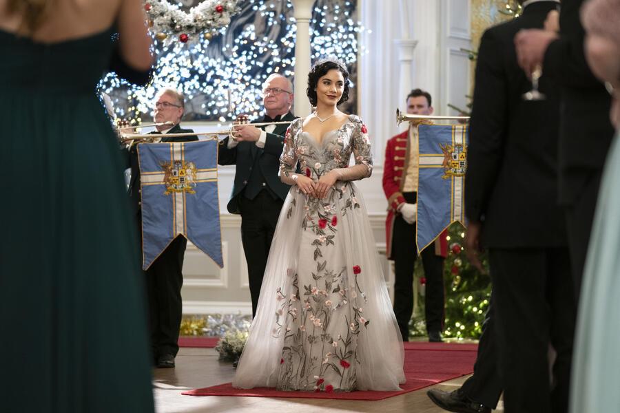 Prinzessinnentausch: Wieder vertauscht mit Vanessa Hudgens