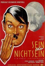 Sein oder Nichtsein - Poster