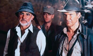 Indiana Jones und der letzte Kreuzzug mit Harrison Ford und Sean Connery - Bild 3