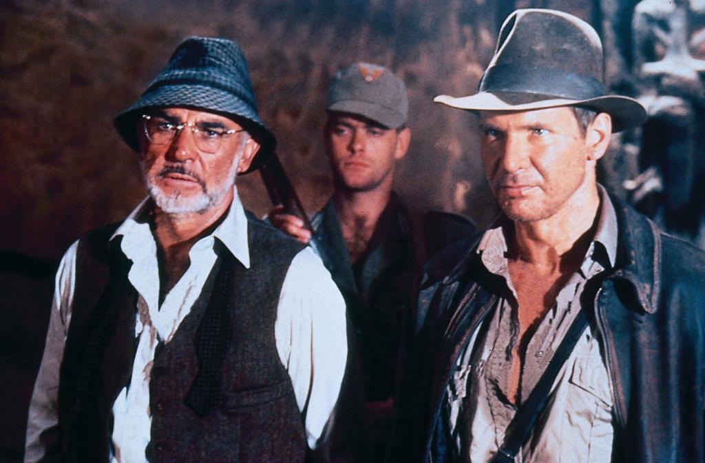 Indiana Jones Kreuzzug