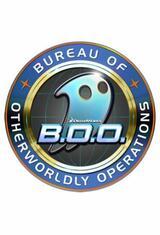 BOO - Büro für ominöse Ordnungswidrigkeiten - Poster