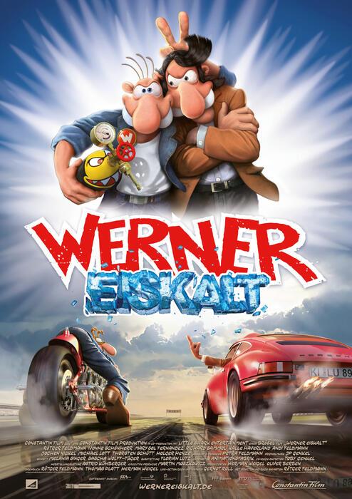 Werner - Eiskalt! - Bild 1 von 12