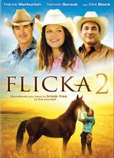 Flicka 2 - Freunde fürs Leben - Poster