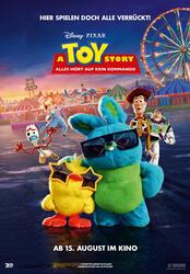 A Toy Story: Alles hört auf kein Kommando Poster