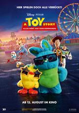 A Toy Story: Alles hört auf kein Kommando - Poster