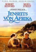 Jenseits von Afrika Poster