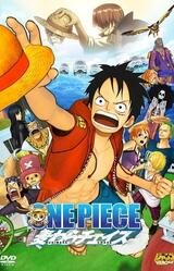 One Piece: Straw Hat Chase - Poster